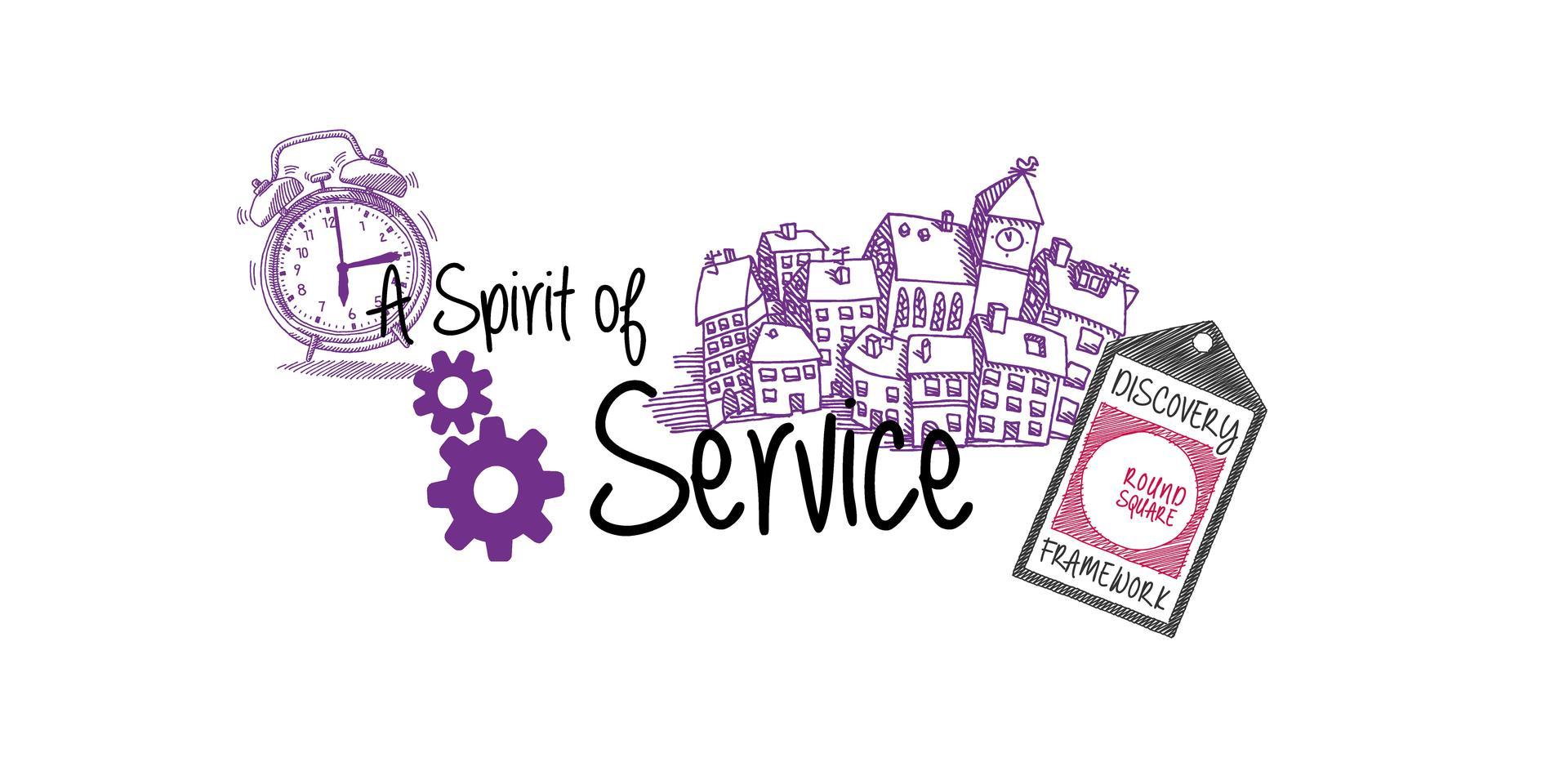 A spirit of service