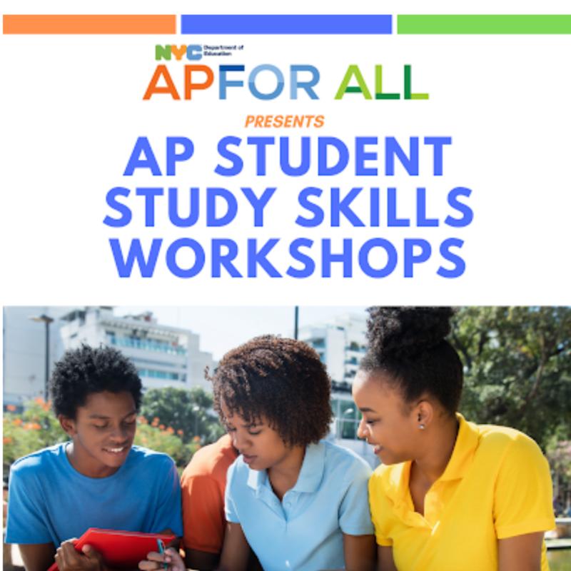AP Study Skills Workshop Featured Photo