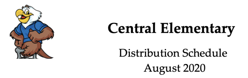 Central's Distribution