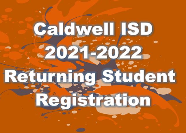 CISD Student Registration Featured Photo