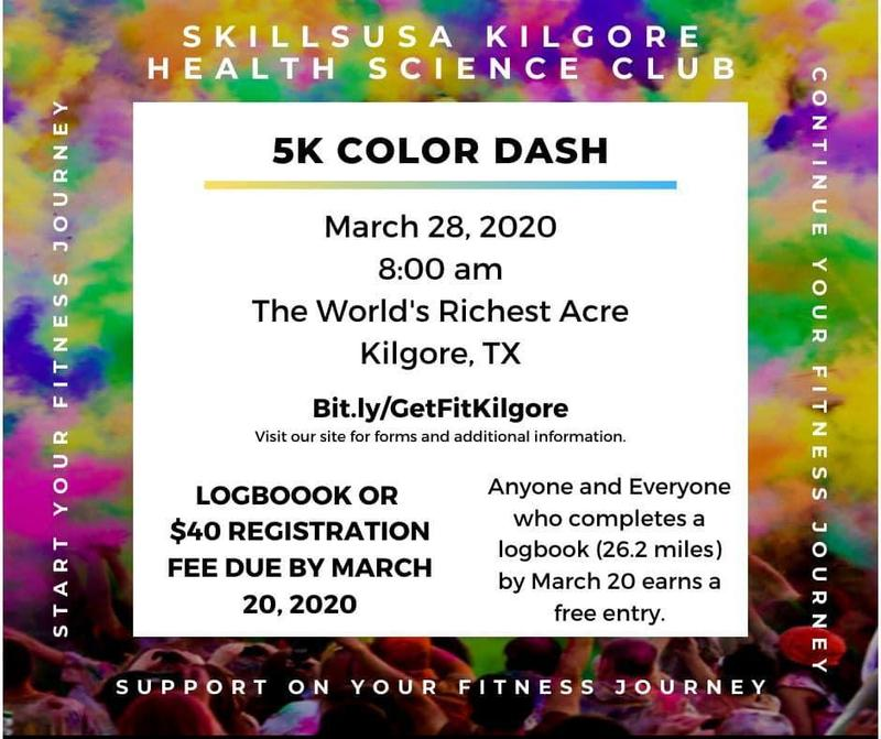 5K Color Dash Featured Photo