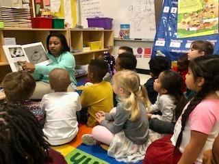 Free program prepares children to read Featured Photo