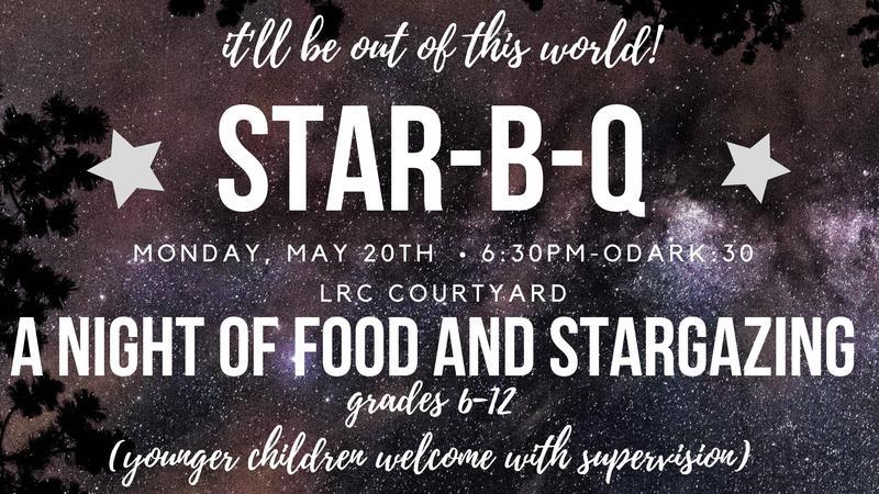 Star-B-Q Flyer