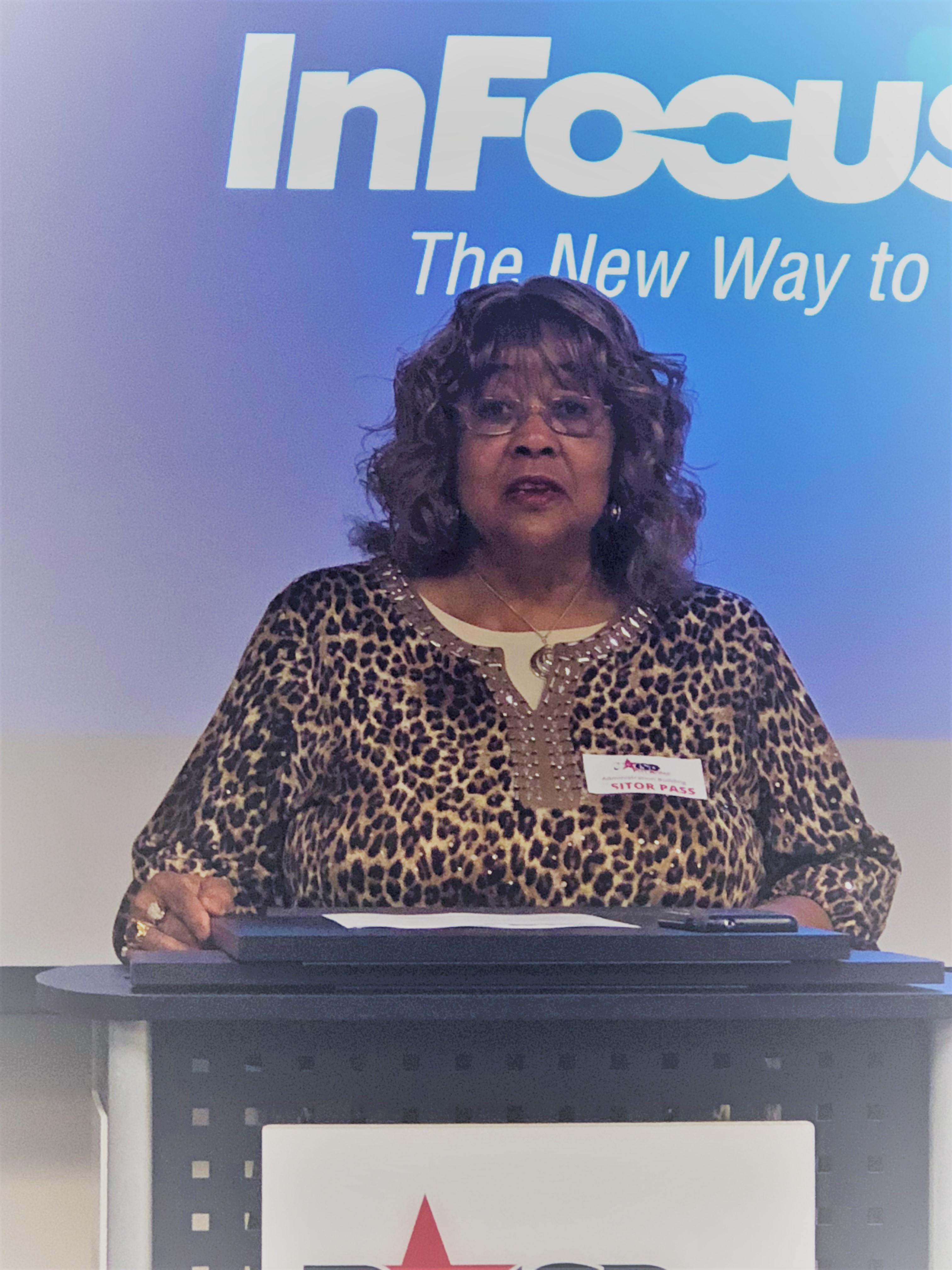 Mrs. Velma Martin