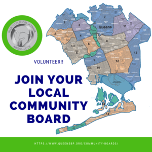 Join Your Local Community Board