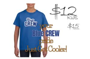 blue crew