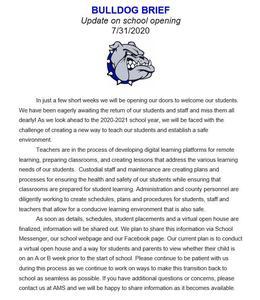 bulldog brief update on school opening.JPG