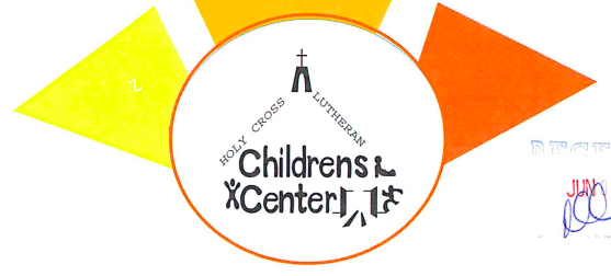 Holy Cross Childcare Services Logo