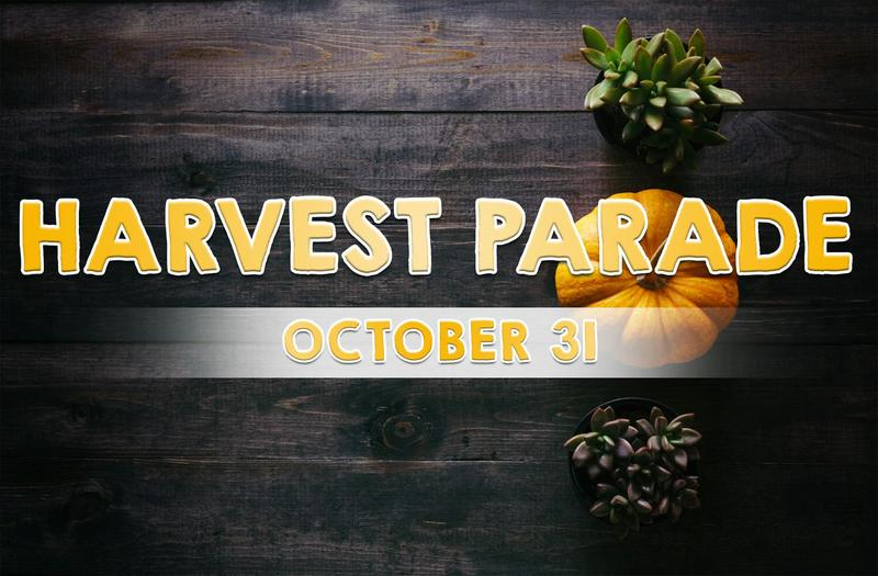 Glenview Harvest Parade on October 31 - Costume Guidelines