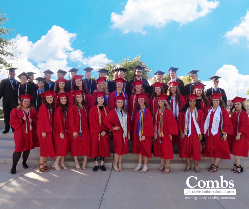 2019 K-12 Grad Picture