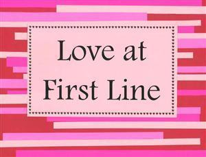 love at first line