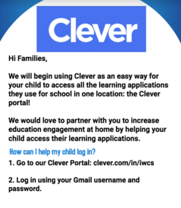 Clever Learning Portal