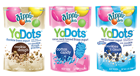 3 packages of Yo-Dots