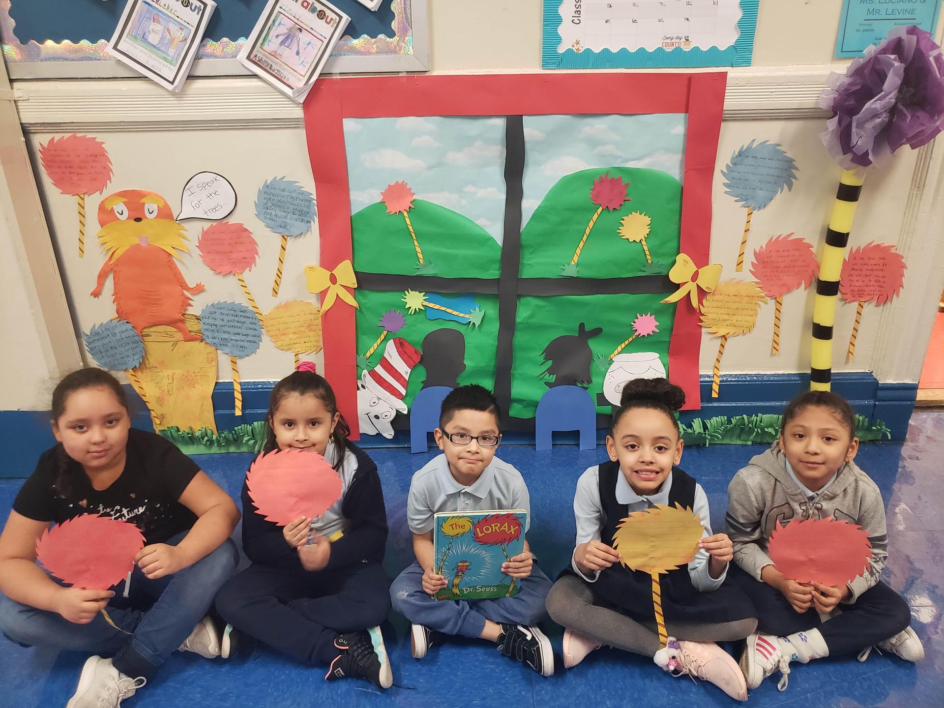 Dr. Seuss Day - 1st Grade
