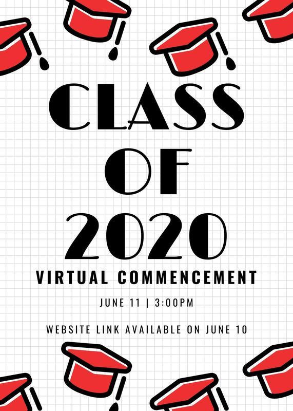 Class of 2020 Virtual Graduation Thumbnail Image