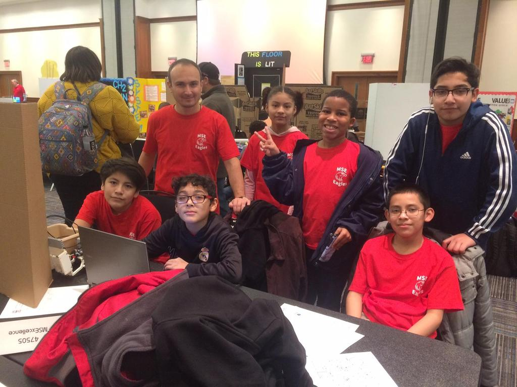FLL Robotics Competition 2019