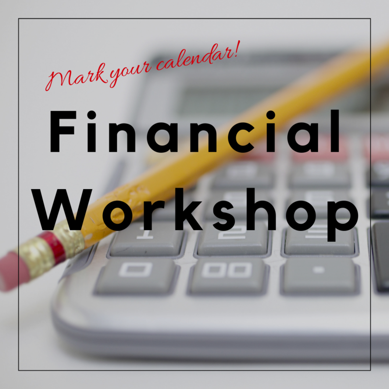Financial Workshop Featured Photo