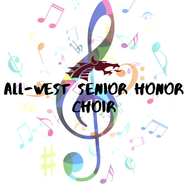 CHS Has 18 Earn Spots on the All-West Senior Honor Choir Featured Photo