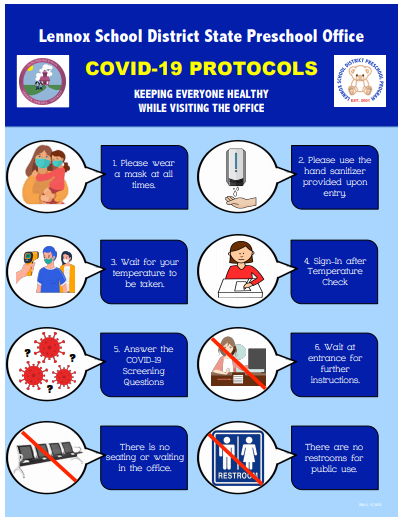 COVID-19 Office Protocols