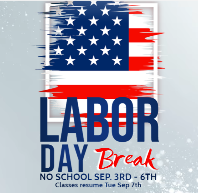 Labor Day Break Featured Photo
