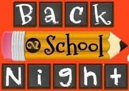 Back to School Night/Noche De Regreso A La Escuela Featured Photo