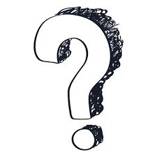 3-D Question Mark
