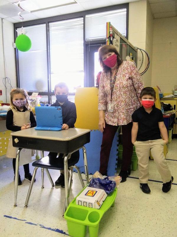 DIS 2020-2021 TOY! Prek Teacher Ms. O'Neal! Featured Photo
