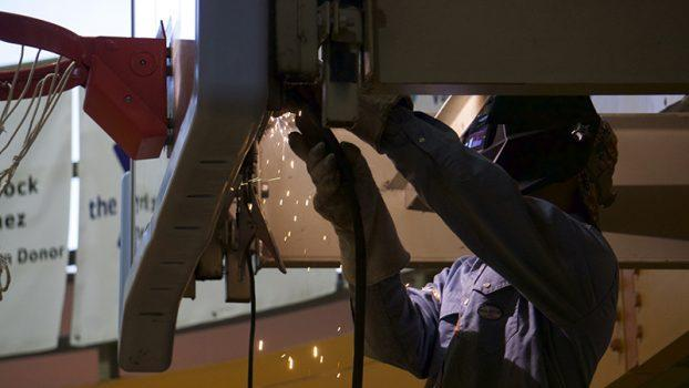 CATE Welding Students Use Skills to Help Community Featured Photo
