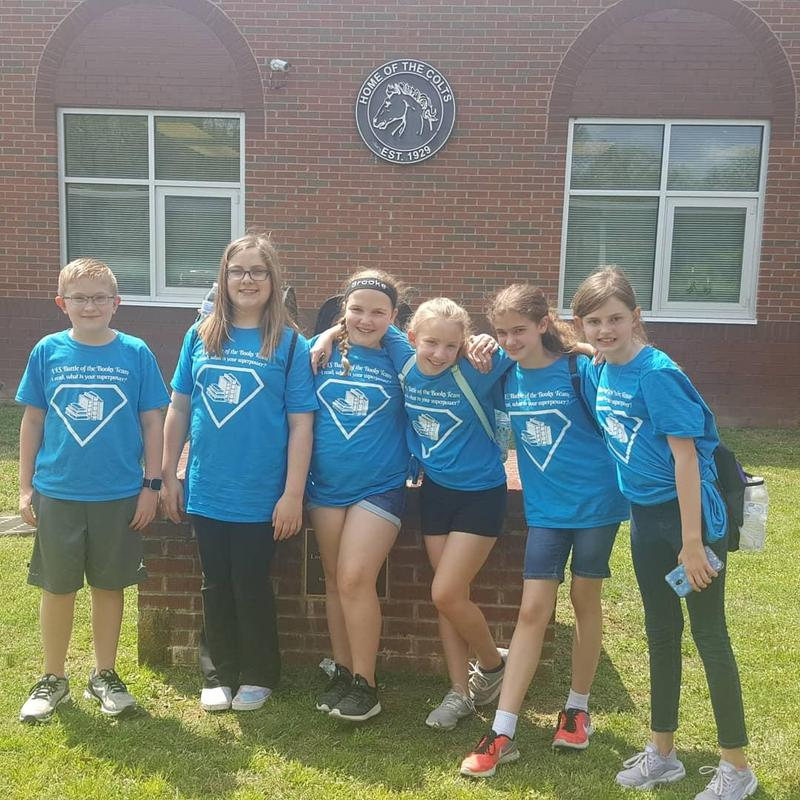Congratulations to our Battle of the Books Team Featured Photo
