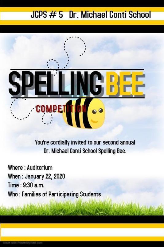 School Spelling Bee Featured Photo