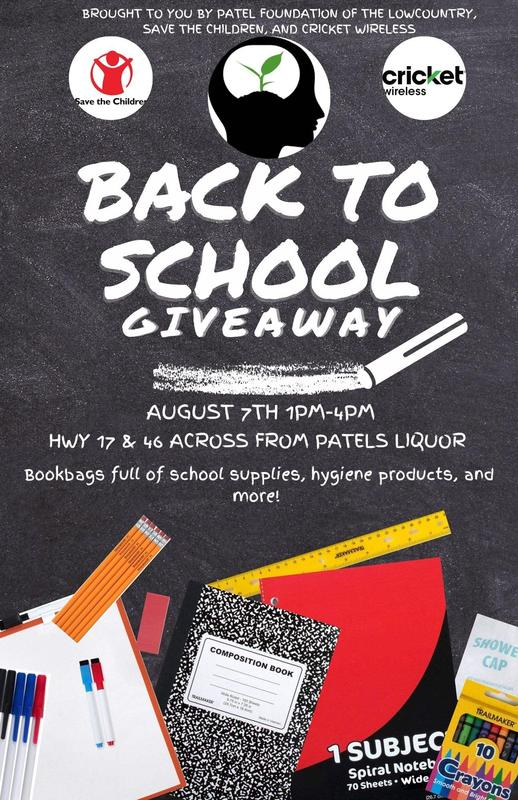 Back to School Givaway Featured Photo
