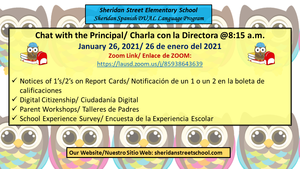 Chat with the Principal Announcement 01-26-2021.png