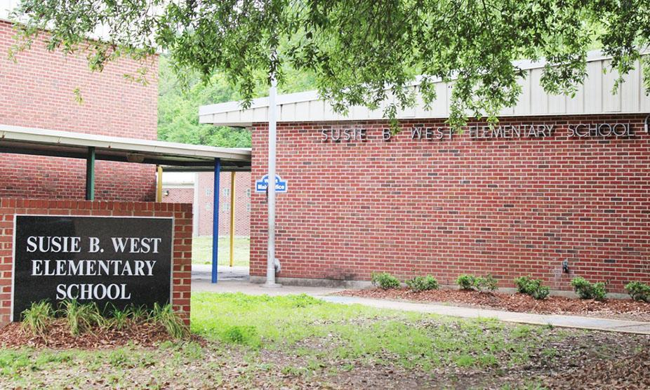 Susie B. West Elementary School, Natchez, MS