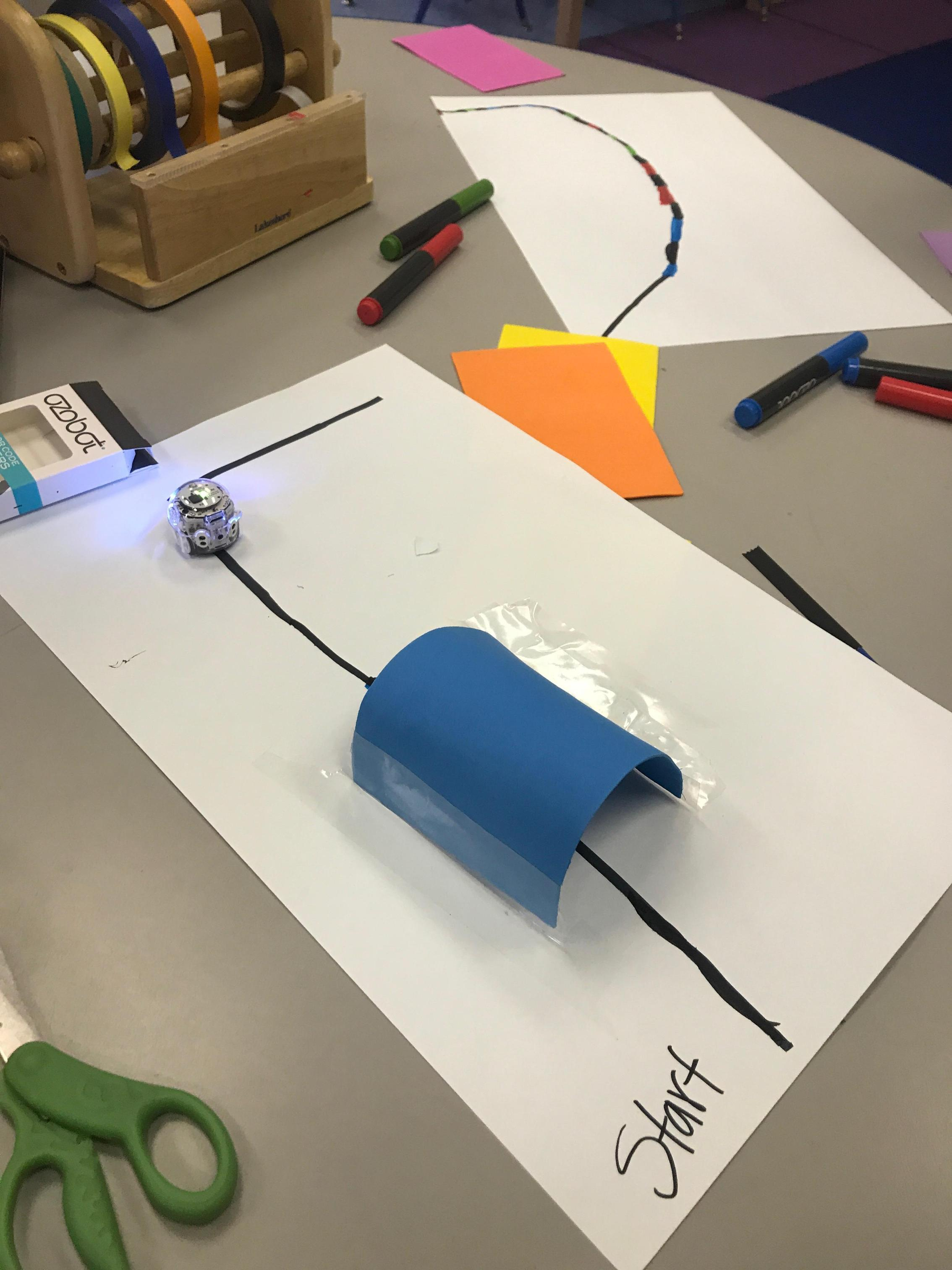 catching ozobots
