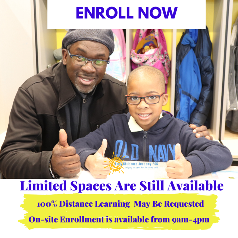 Have You Enrolled Your Child at ECA for 20-21? Featured Photo
