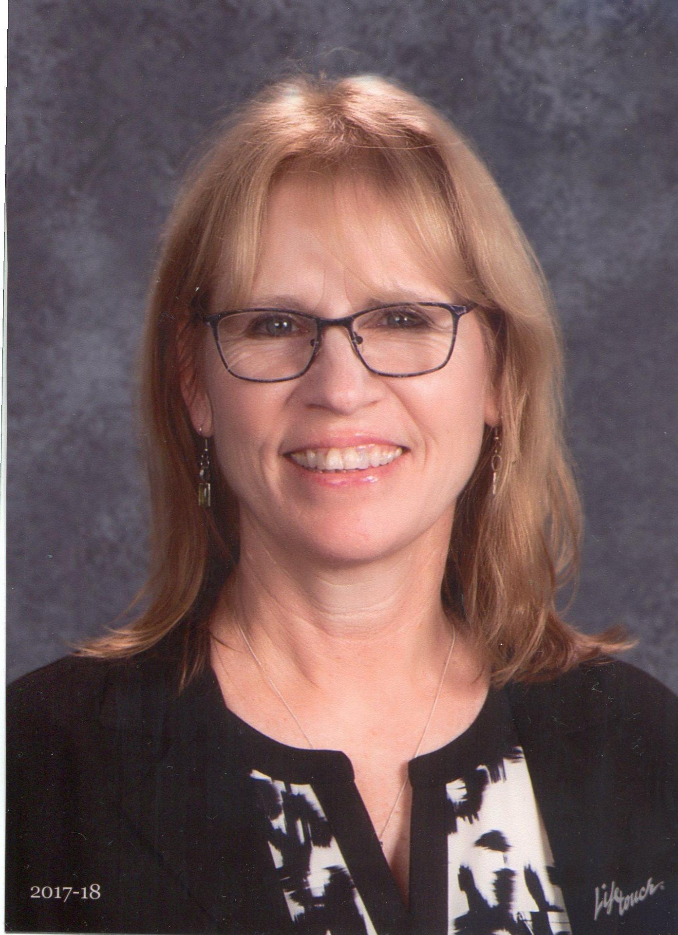 Pic of Asst. Principal Kim Fitzgerald