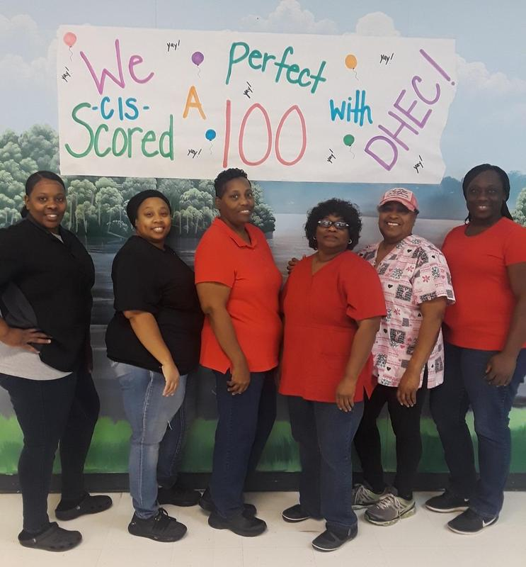 Cheraw staff rates 100% Featured Photo
