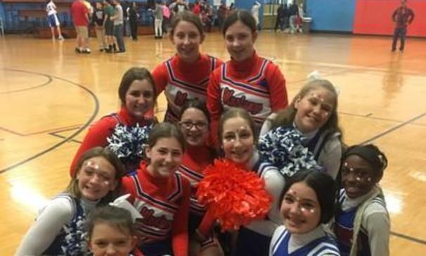 KSE Cheerleaders