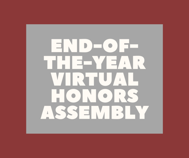 End-of-the-Year Virtual Honors Assemblies Featured Photo