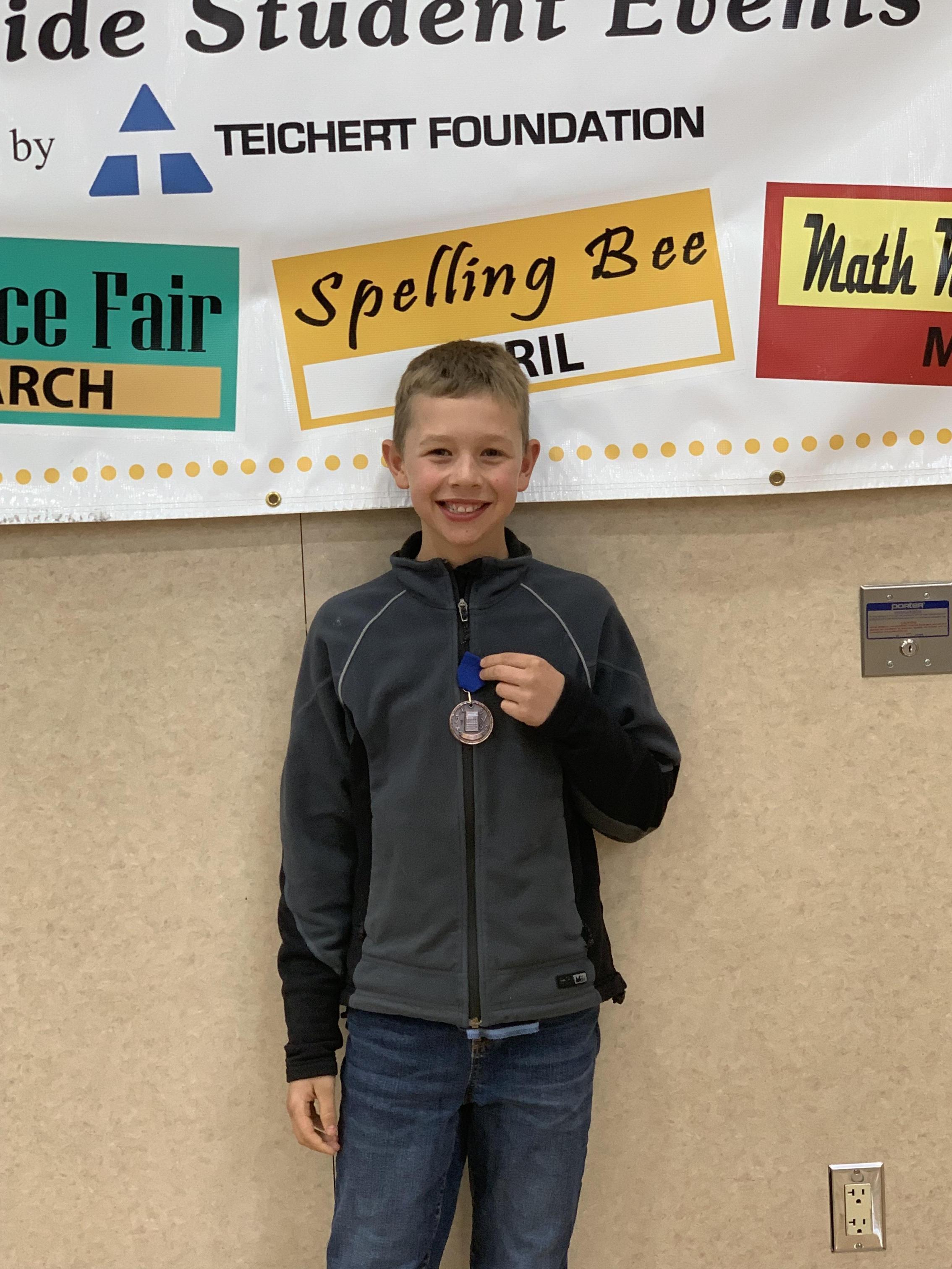 1st place winner Blitz