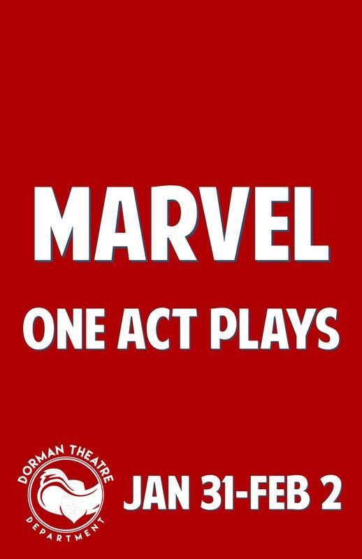Marvel Marketing poster