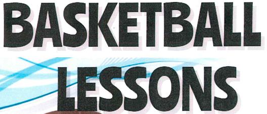 Basketball Lessons logo