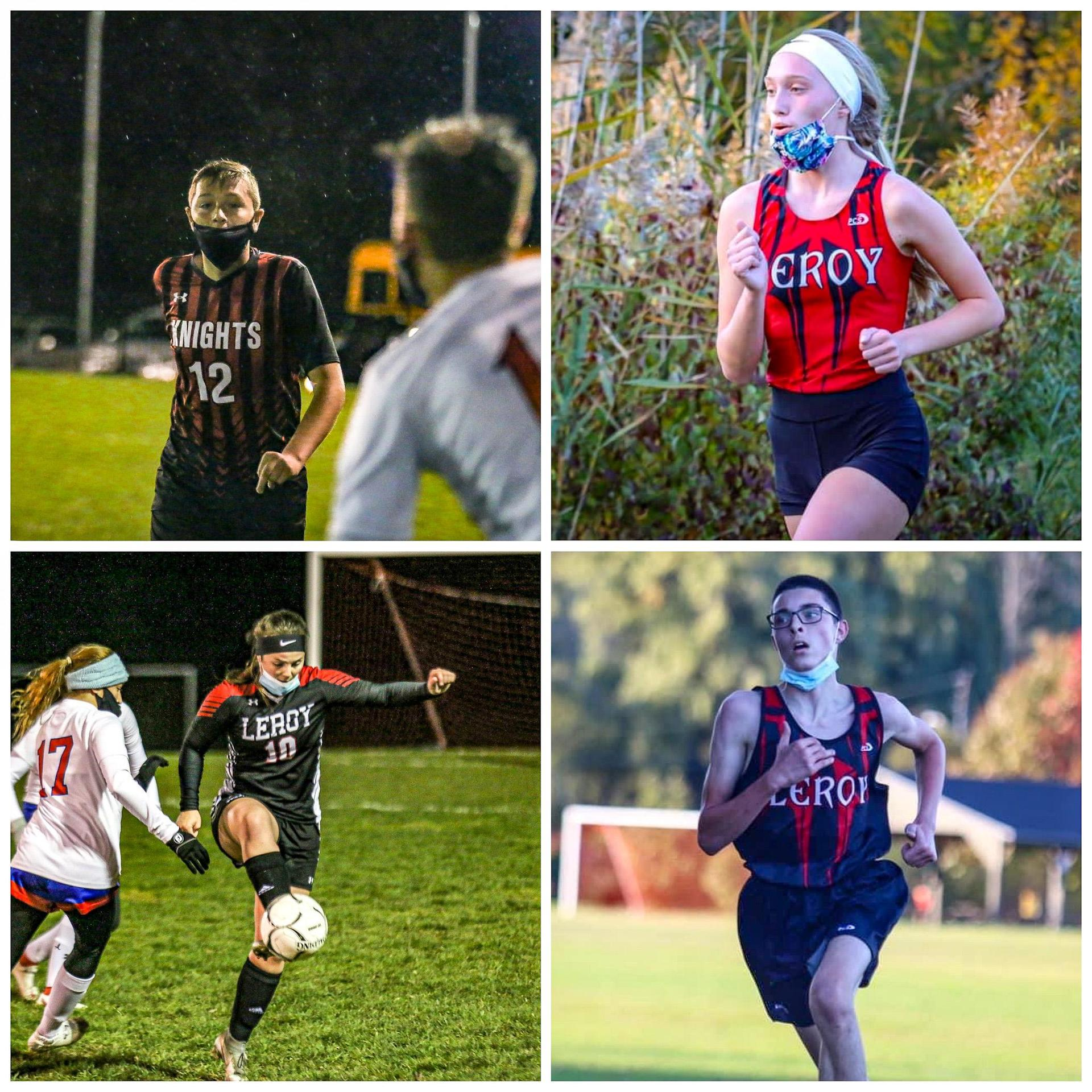 Athlete of the Week - 10/26-11/1