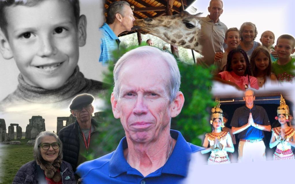 Jim Welch Collage