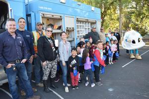 Yokayo Elementary School Hosts Career Day