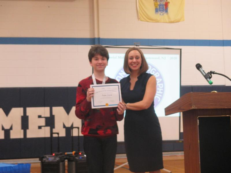 Local Student Named National Geographic GeoBee NJ Semifinalist Featured Photo