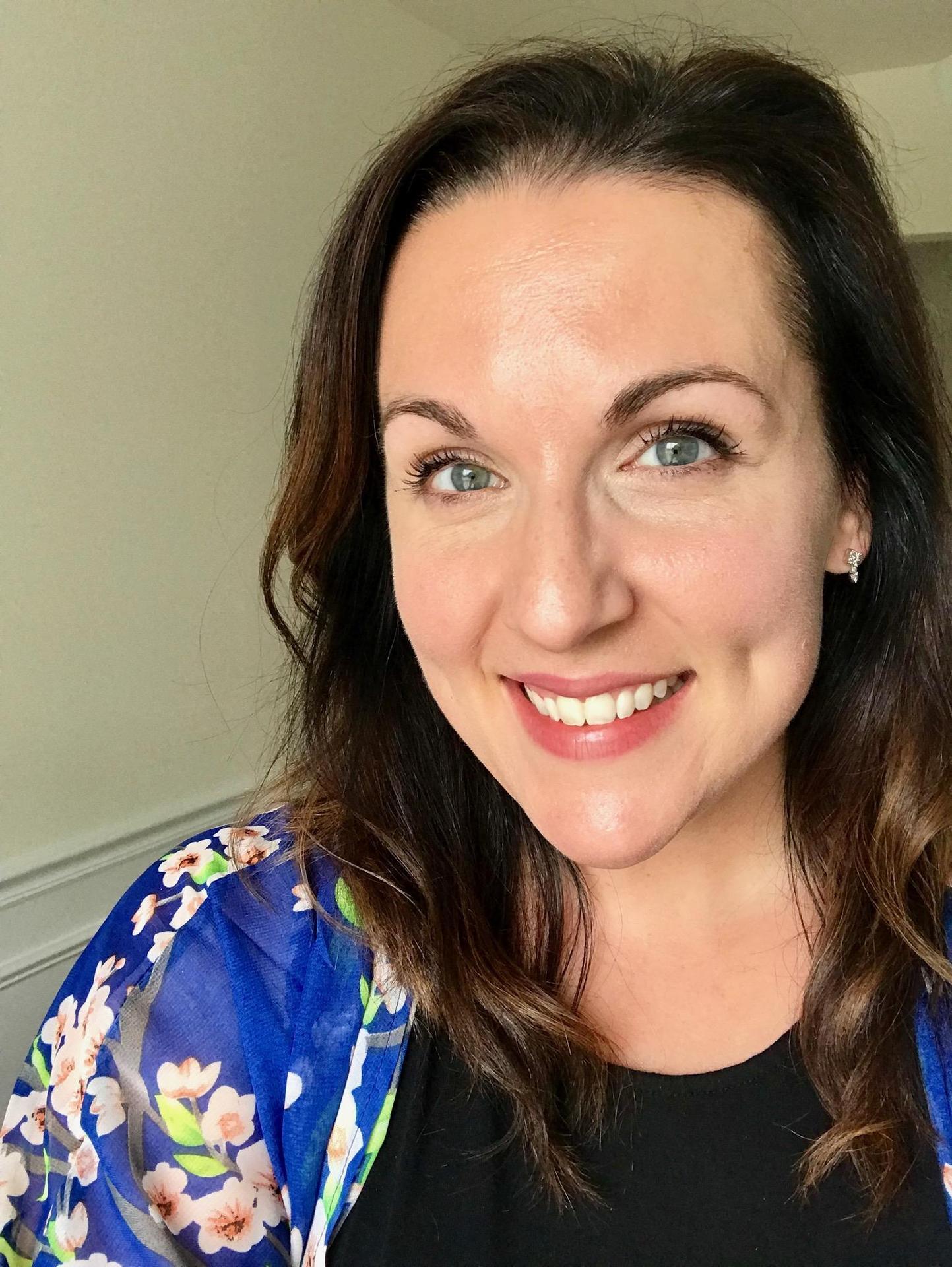 GMS Choral Director - Elizabeth Hoffee