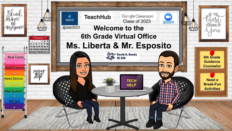 6th Grade Virtual Office