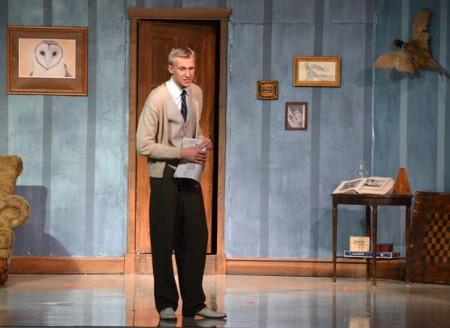 Fall Drama -- Let's Hang Him and Read the Will -- Performance Friday 28 October 2016.