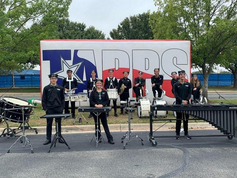 LSA Drumline Finishes Third at State Drumline Thumbnail Image